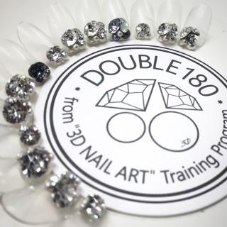 1/11(水)3D NAIL ART DOUBLE180 トレプロ エクスペリエンスコース