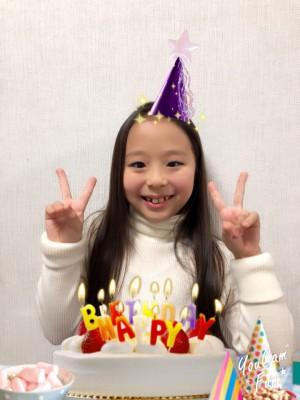 かえぷちゃん お誕生日おめでとう♡